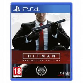 Hitman Definitive Edition PL (używana)