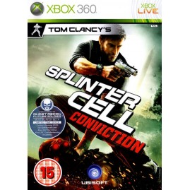 Tom Clancy's Splinter Cell: Conviction (używana)