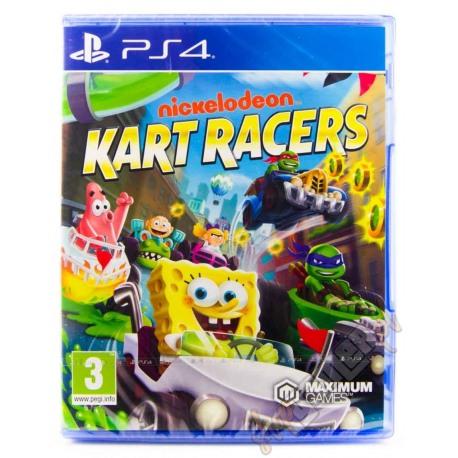 Nickelodeon Kart Racers (nowa)