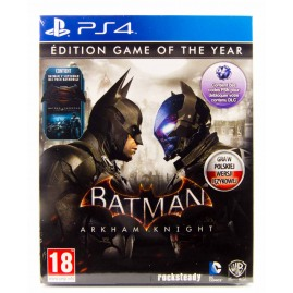 Batman Arkham Knight GOTY PL (nowa)