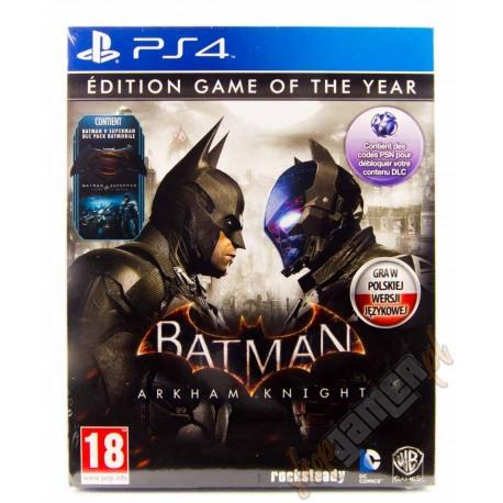 Batman: Arkham Knight (nowa)