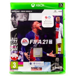 FIFA 21 PL (nowa)