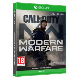 Call Of Duty Modern Warfare PL (używana)