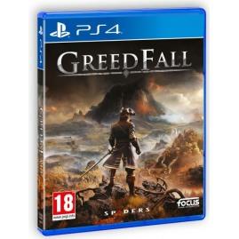 GreedFall PL (używana)