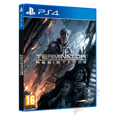 Terminator Resistance PL (używana)