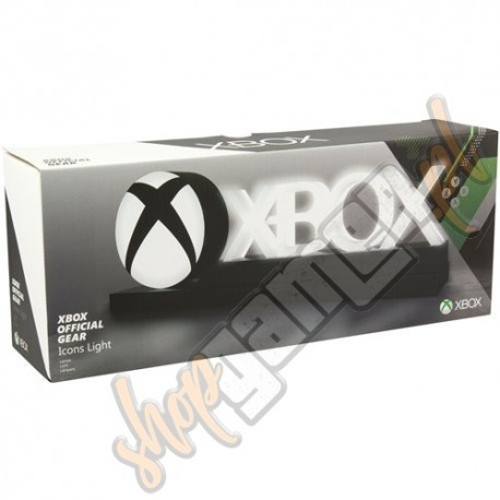 Lampka Xbox Icons Light (nowa)
