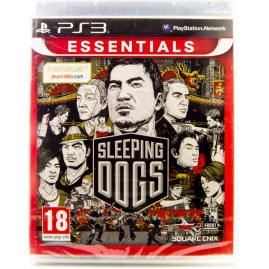 Sleeping Dogs ANG (nowa)