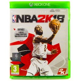 NBA 2K18 (nowa)