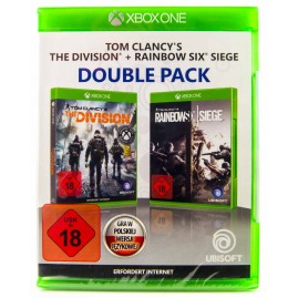The Division + Rainbow Six Siege Double Pack PL (nowa)