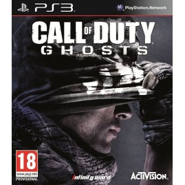 Call of Duty: Ghosts PL (używana)