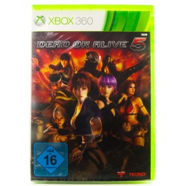 Dead or Alive 5 (nowa)