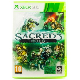 Sacred 3 First Edition (nowa)