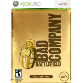 Battlefield Bad Company STEELBOOK Gold Edition (używana)