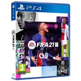 FIFA 21 PL (używana)