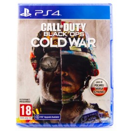 Call of Duty Black Ops Cold War PL (nowa)
