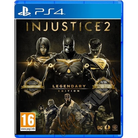 Injustice 2 Legendary Edition PL (nowa)