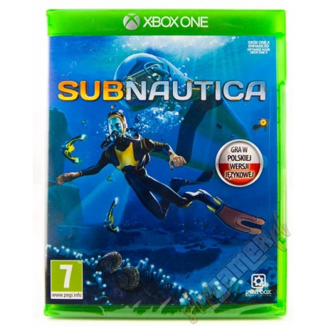 Subnautica PL (nowa)