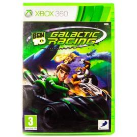 Ben 10 Galactic Racing (nowa)