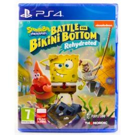 SpongeBob SquarePants Battle for Bikini Bottom - Rehydrated PL (nowa)