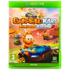 Garfield Kart Furious Racing (nowa)