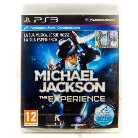 Michael Jackson The Experience PL (używana)