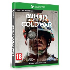 Call of Duty Black Ops Cold War PL (używana)