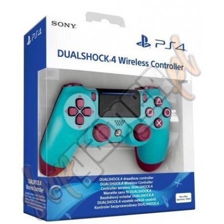 Pad do PS4 Dualshock 4 V2 Jagodowy (nowy)