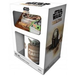 Zestaw prezentowy Star Wars Yoda (nowe)