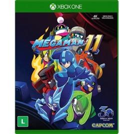 Mega Man 11 (nowa)