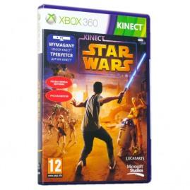 Kinect Star Wars PL (używana)