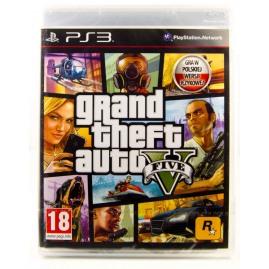 Grand Theft Auto V PL (nowa)