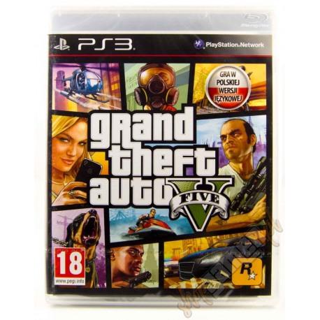 Grand Theft Auto V (nowa)
