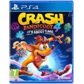 Crash Bandicoot 4 Najwyższy czas PL (używana)