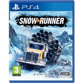 SnowRunner PL (używana)