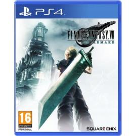 Final Fantasy VII Remake (używana)