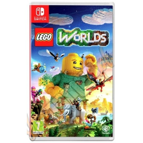 LEGO Worlds (nowa)