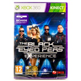 The Black Eyed Peas Experience Kinect (nowa)