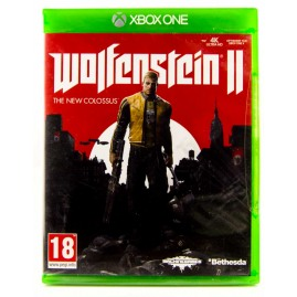 Wolfenstein II The New Colossus ANG (nowa)
