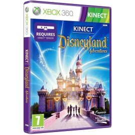 Kinect Disneyland Adventures (używana)