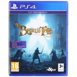 The Bard's Tale IV Director's Cut Day One Edition PL (używana)