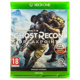 Tom Clancy's Ghost Recon Breakpoint PL (nowa)