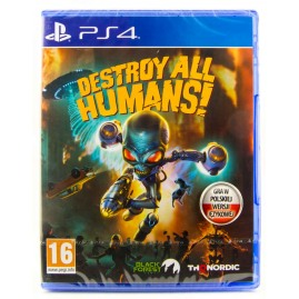 Destroy All Humans! PL (nowa)