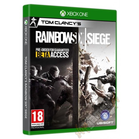 Tom Clancy's Rainbow Six: Siege (używana)