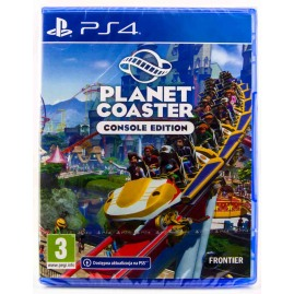 Planet Coaster Console Edition (nowa)