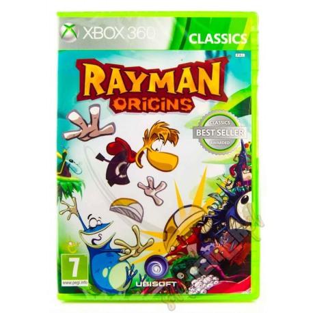 Rayman Origins (nowa)