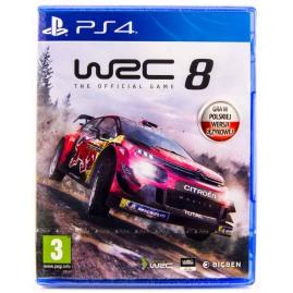 WRC 8 PL (nowa)