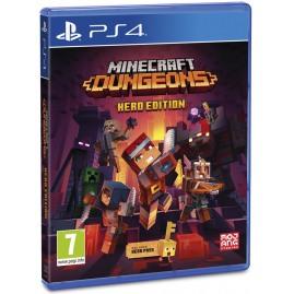 Minecraft Dungeons Hero Edition PL (używana)