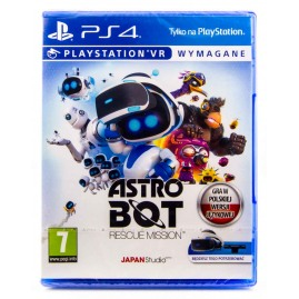Astro Bot Rescue Mission VR PL (nowa)