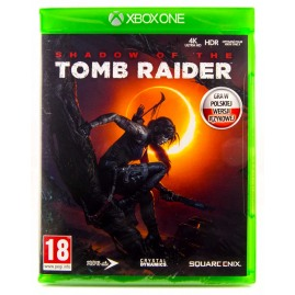 Shadow Of The Tomb Raider PL (nowa)
