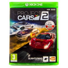 Project CARS 2 PL (nowa)